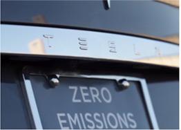 The Limousine Lines' new Tesla X SUV