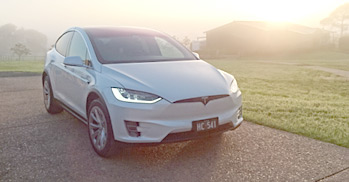 Tesla X – Zero Emissions Luxury SUV - New at The Limousine Line